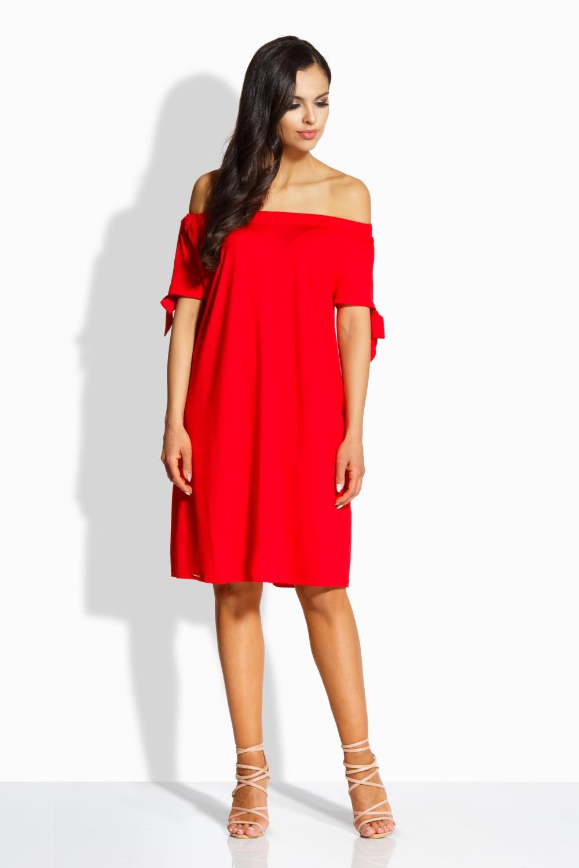 Dámské letní šaty Lemoniade L212 červené