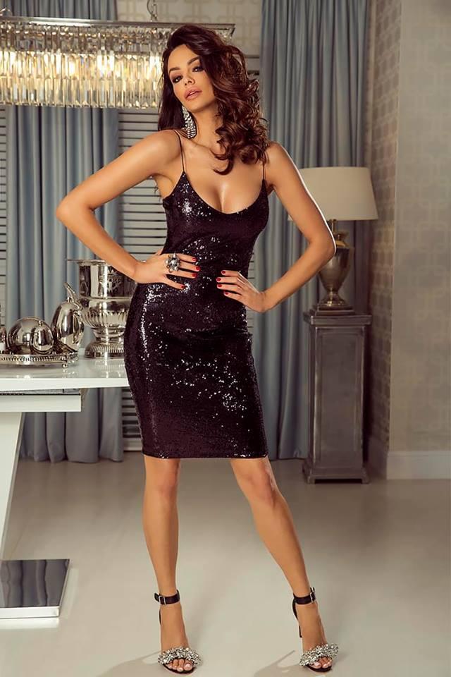 77f3dfb067dd Dámské party šaty Lea černé