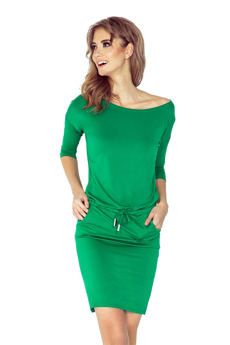 Sportovní šaty NUMOCO 13-18 zelené 2571753af3b