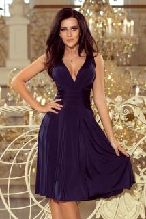 15397061fdc Dámské šaty Numoco Giulia 219-1 tmavě modré empty