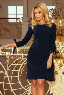 fa72b57832b Dámské šaty Alice Numoco 195-5 tmavě modré empty