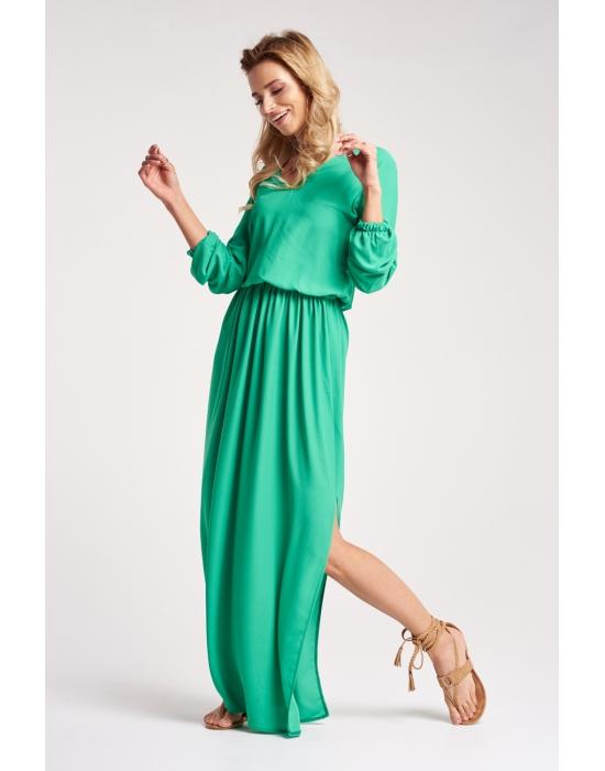Maxi šaty MOSQUITO zelené